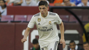 Fede Valverde will stay with Real Madrid.