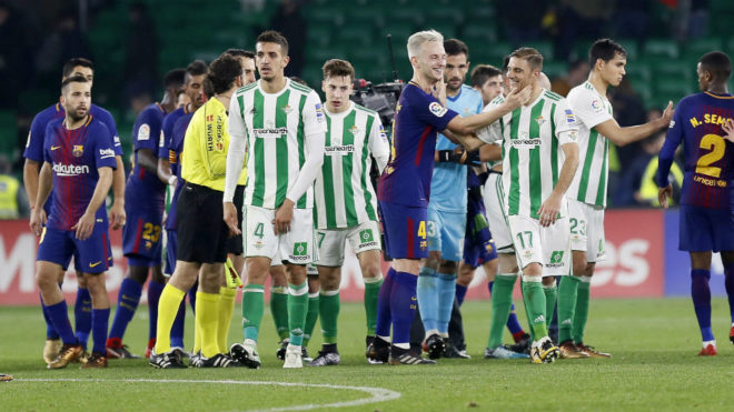 Fc barcelona bleacher report latest news scores stats and betis vs barcelona in the usa fc barcelona logo stopboris Choice Image