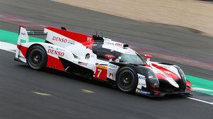 El Toyota 7 logra su primera pole del año.