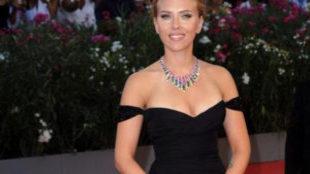 Scartlett Johansson, la actriz mejor pagada del año, según Forbes