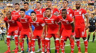 Se han enfrentado en 20 0casiones Diablos y Xolos en Liga MX