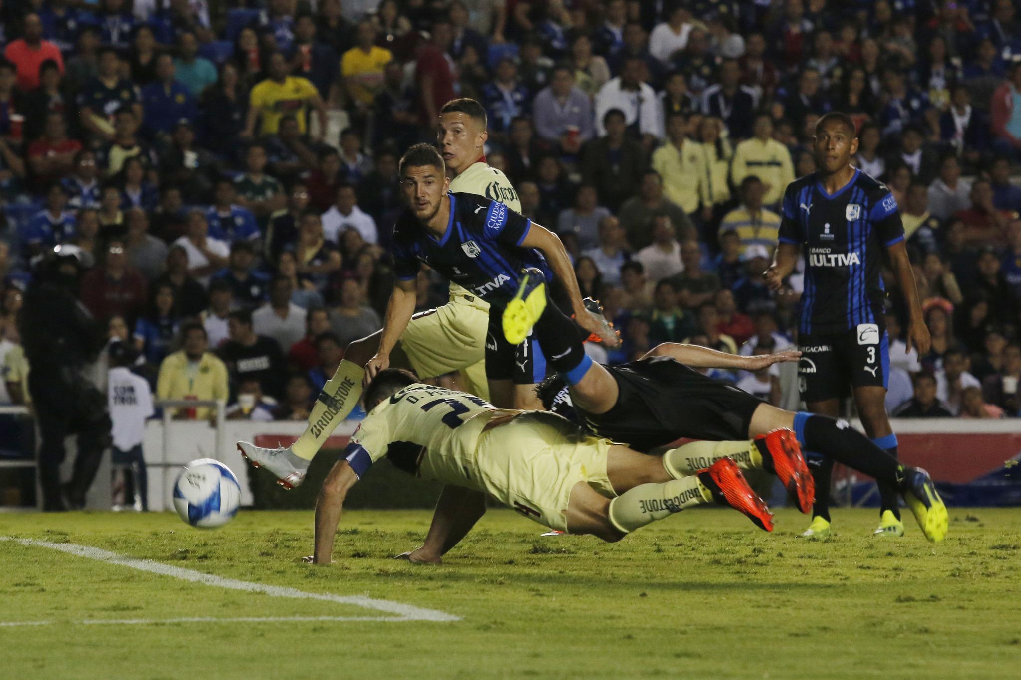 Resultado de imagen para Querétaro vs América