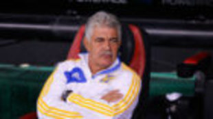 Ricardo Ferretti, entrenador de los Tigres.