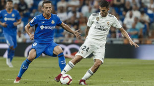 Ceballos: I have nothing to reproach Zidane for