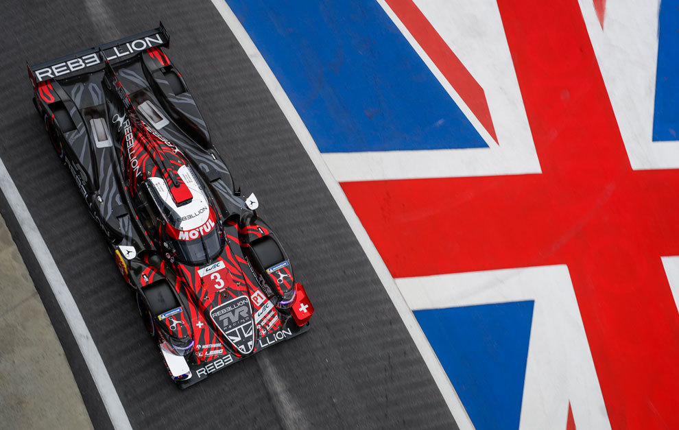 El Rebellion, ganador de las 6 Horas de Silverstone