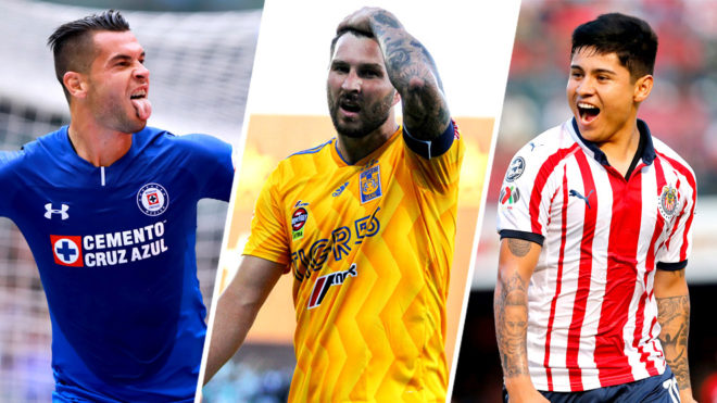 Liga MX Apertura 2018  Los 20 datos que nos deja la jornada 5 de la ... e8d815f80b3eb