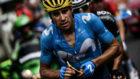 Mikel Landa durante el pasado Tour de Francia.