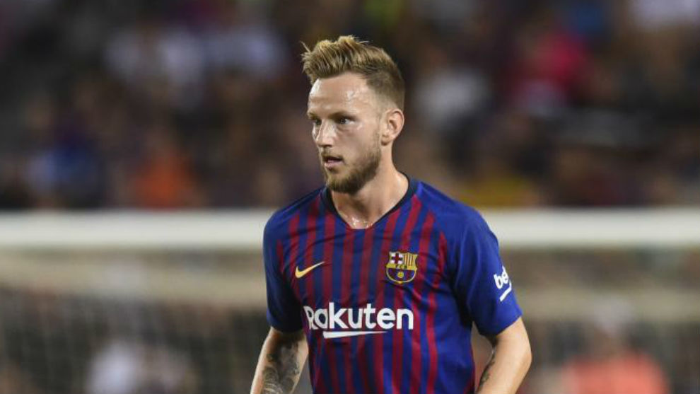 Rakitic Barcelona Alaves Liga Santander