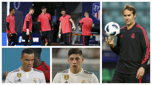 Real Madrid's plan for the final ten days of the transfer market