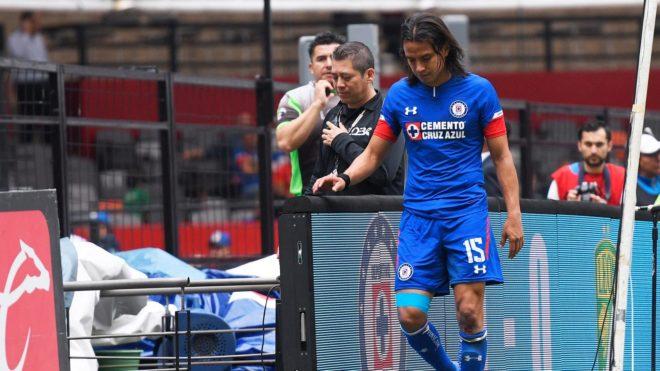 Gerardo Flores se dice apenado por su expulsión con Cruz Azul