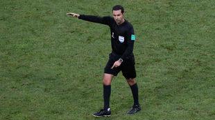 César Arturo Ramos ya sabe sobre el uso del VAR por el Mundial de...