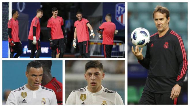 Se acaba el tiempo para que el Real Madrid fiche