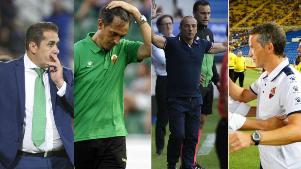Sandoval, Pacheta, Sabas y Bartolo tuvieron problemas para...
