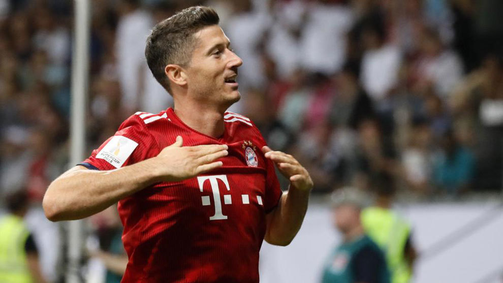 Bayern: Lewandowski hits out at Bundesliga club's bosses