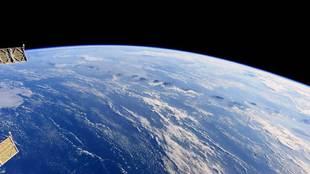 Primer partido de tenis en el espacio: Del Potro da consejos al astronauta de la NASA