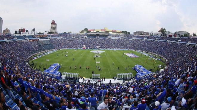 El Estadio Azul recibirá el Clásico del Fútbol Americano Colegial.