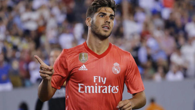 Asensio: I want to become more important to Real