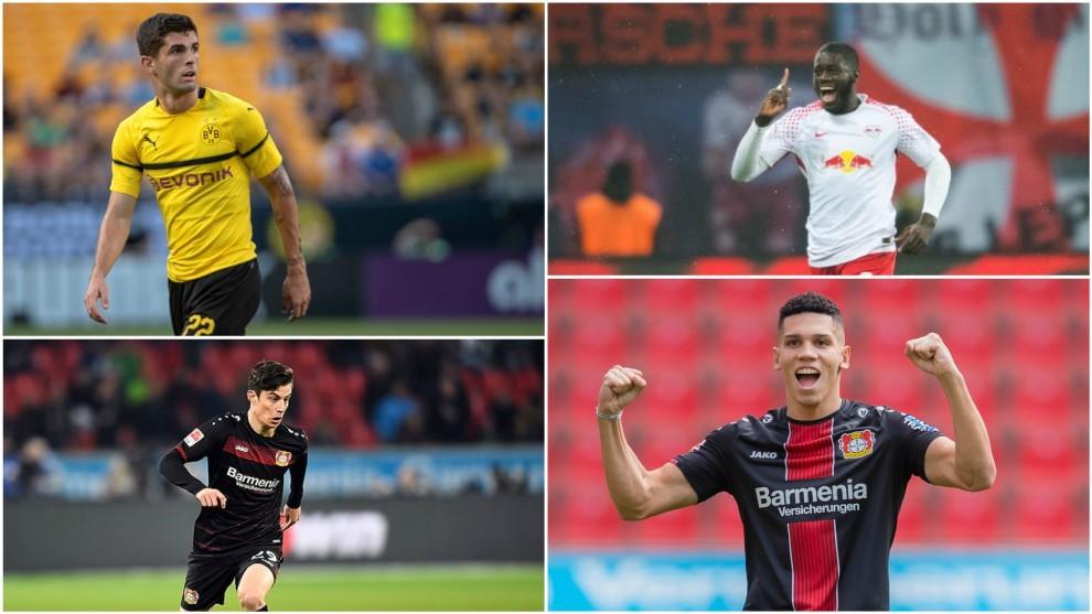 Bundesliga: Las 11 promesas de la Bundesliga | Marca com