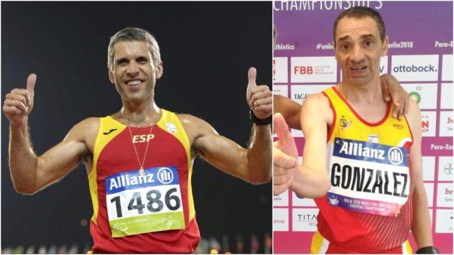 Alberto Suárez y José Manuel González.