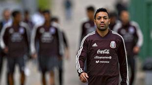 Marco Fabián cerca de fichar por el Fenerbahce.