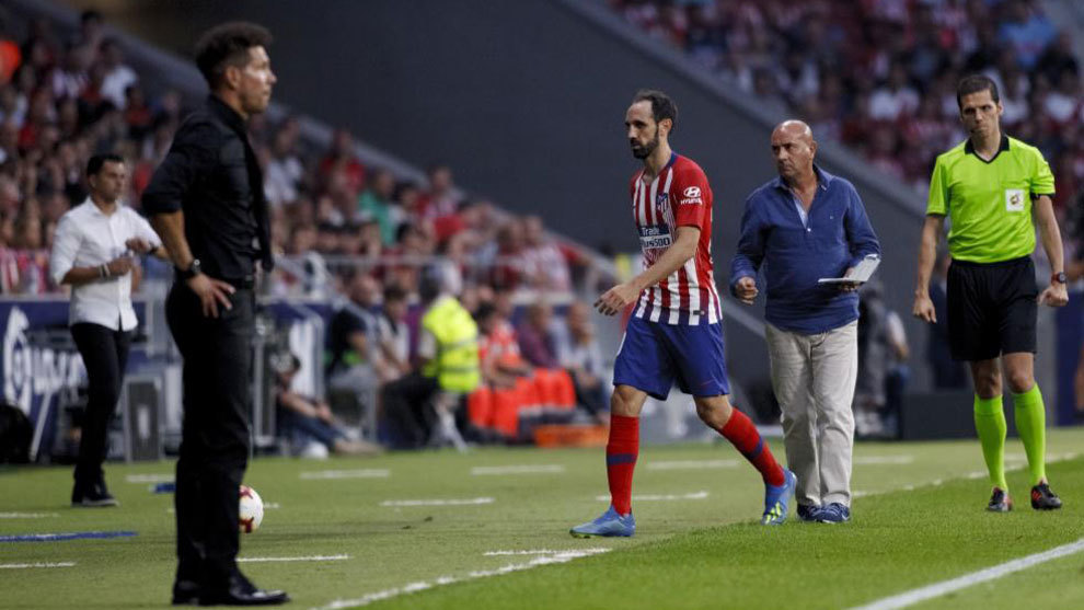 Atlético de Madrid 18/19 Rayo Vallecano 18/19