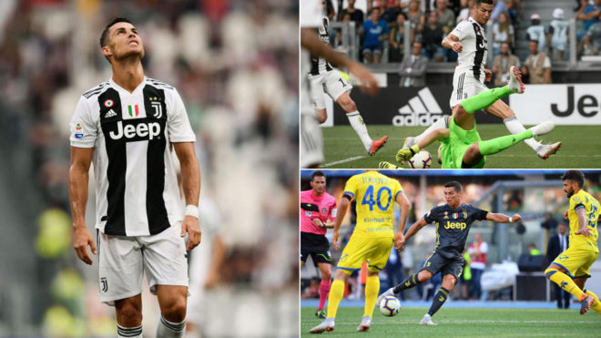 Allegri calls for patience as Ronaldo and new signings settle