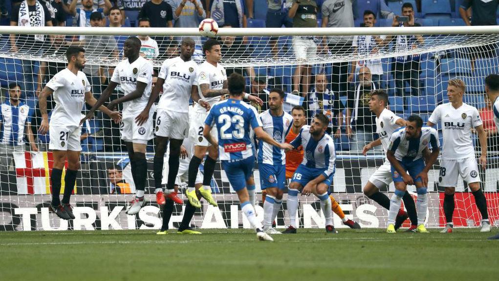 Image result for Espanyol 2:0 Valencia