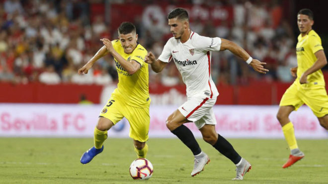 Sevilla and Villarreal lack cutting edge in 0-0 stalemate
