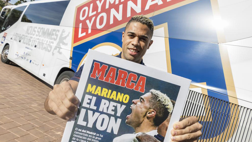 Interview by MARCA with Mariano