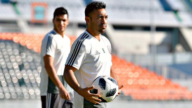 Marco Fabián no podrá ser compañero de Diego Reyes en Turquía