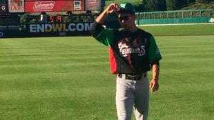 Urías estaba participando con el equipo Triple-A, El Paso