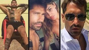 Marco Borriello, internacional con Italia y campeón de Europa con el...