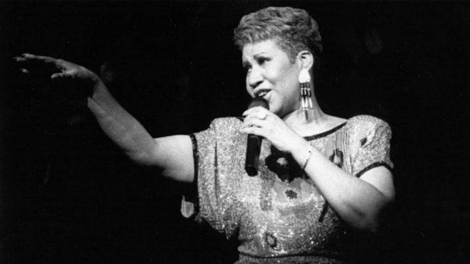 Interminables colas para darle el último adiós a Aretha Franklin