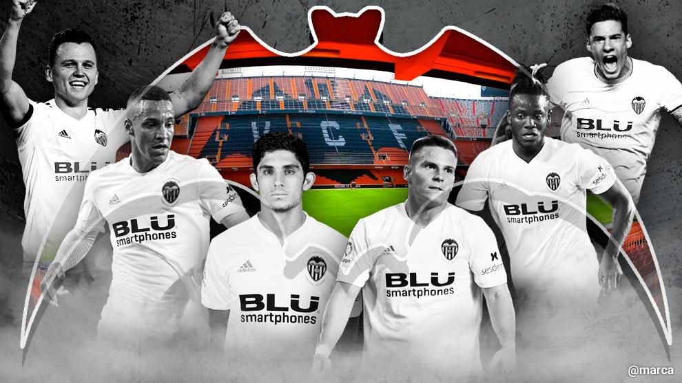9dd530ac32d92 Valencia CF  El Valencia tiene un súper ataque para la Champions ...