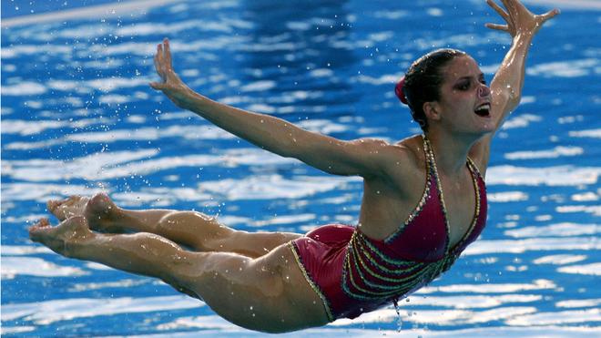Muere la nadadora Tina Fuentes a los 34 años
