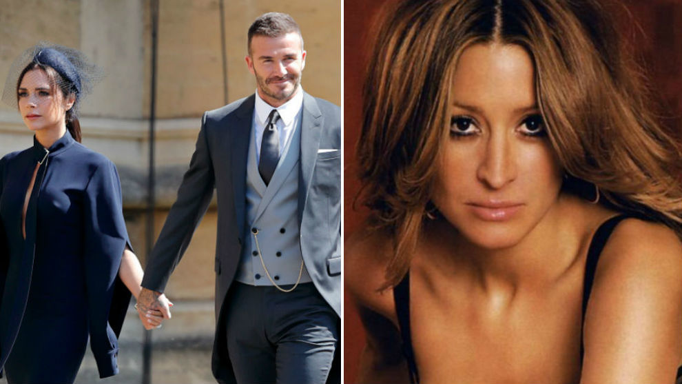 In 2003, Rebecca Loos admitted having an extra-marital affair with...