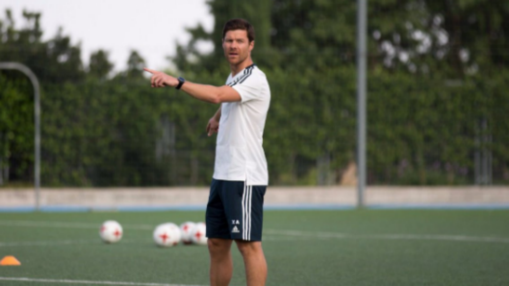 Xabi Alonso has returned to Real Madrid