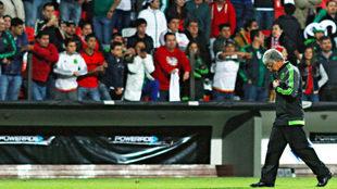El Tuca Ferretti volverá a ser interino de la selección mexicana