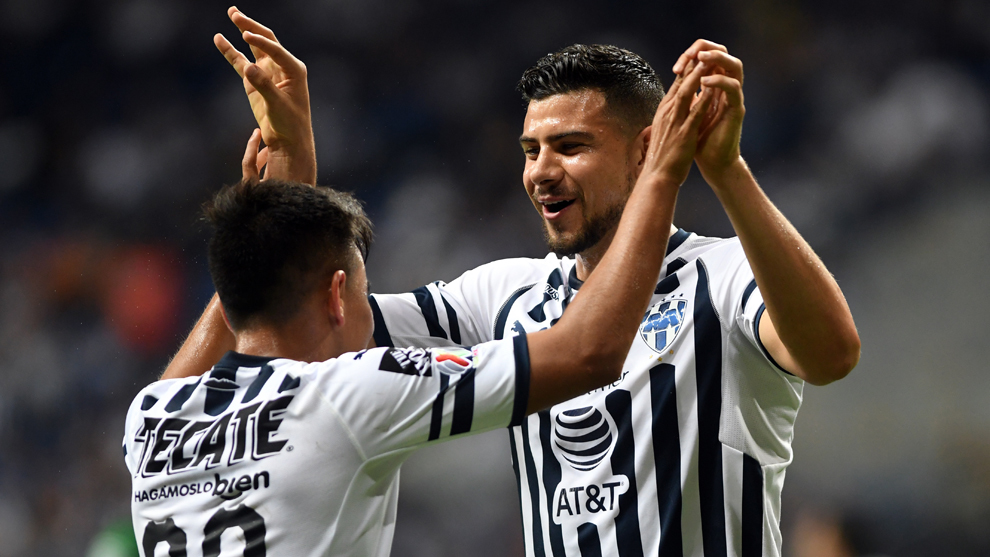 Guillemro Madrigal celebra su gol ante Venados