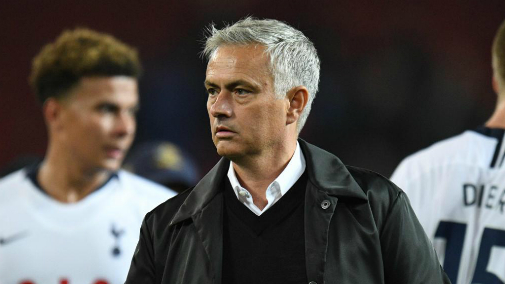 Mourinho on the brink: One defeat from the sack