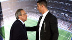 Cristiano Ronaldo and Florentino Perez meet again