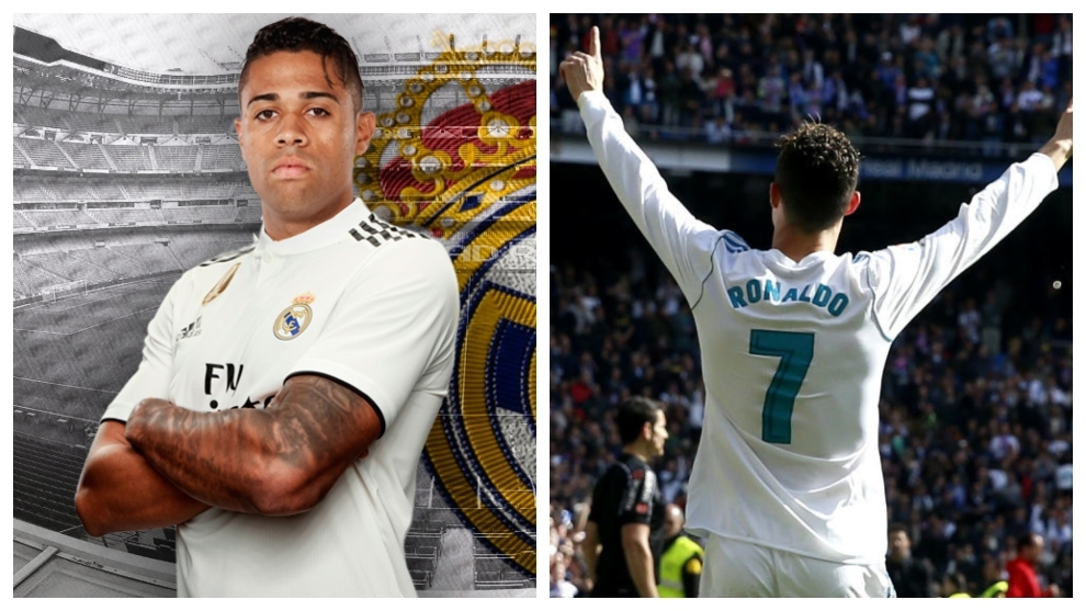 cheap for discount aab1a d471a LaLiga Santander - Real Madrid: From Cristiano to Mariano ...