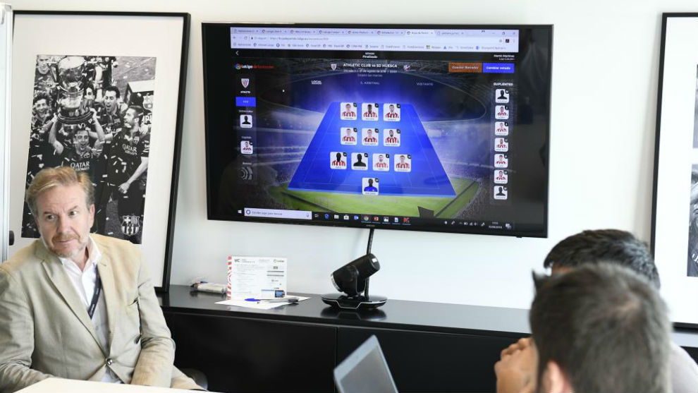 How technology has made transfer deadline day in LaLiga Santander...