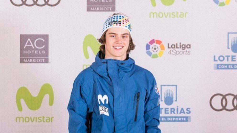 Thibault Magnin cierra el Mundial junior de freeski con un bronce en...