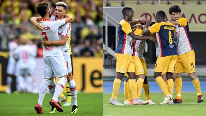 Europa League La Europa League Les Da Alas Rb Leipzig Y Rb Salzburgo Se Cruzaran En Los Grupos Marca Com