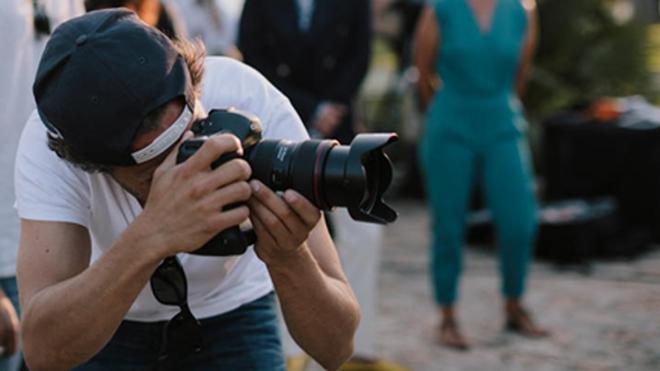 Francesco Carrozzini en acción