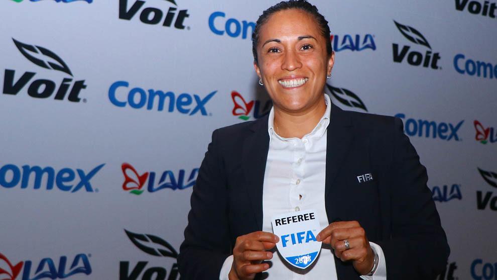 Lucila Venegas está como juez central