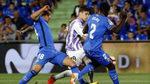 El Valladolid resiste en el Coliseum