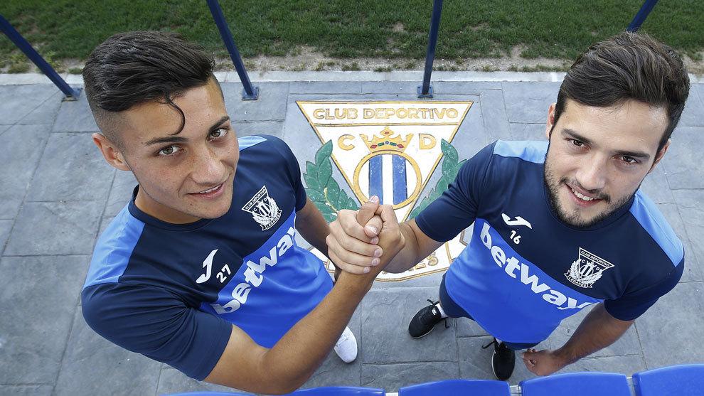 Oscar Rodriguez and Jose Arnaiz