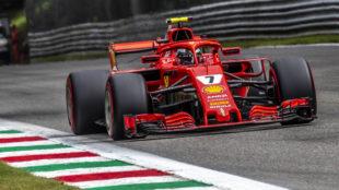 Raikkonen and Ferrari break the curse